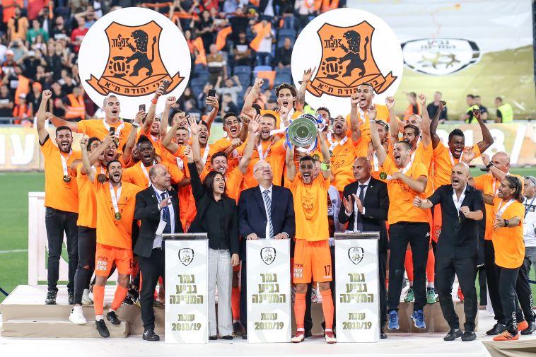 בפעם הרביעית: בני יהודה מחזיקת גביע המדינה לאחר דו קרב פנדלים