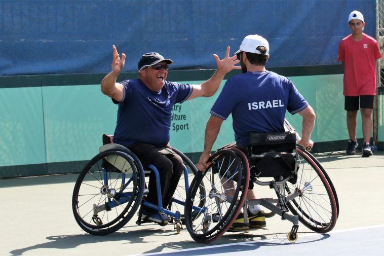 נבחרת הקוואד של ישראל בגמר אליפות העולם