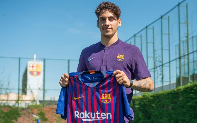 הולנדי נוסף בברצלונה: לודוביט רייס חתם עד 2022