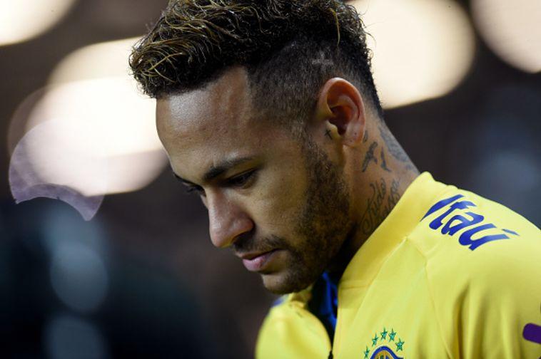 ניימאר בנבחרת ברזיל