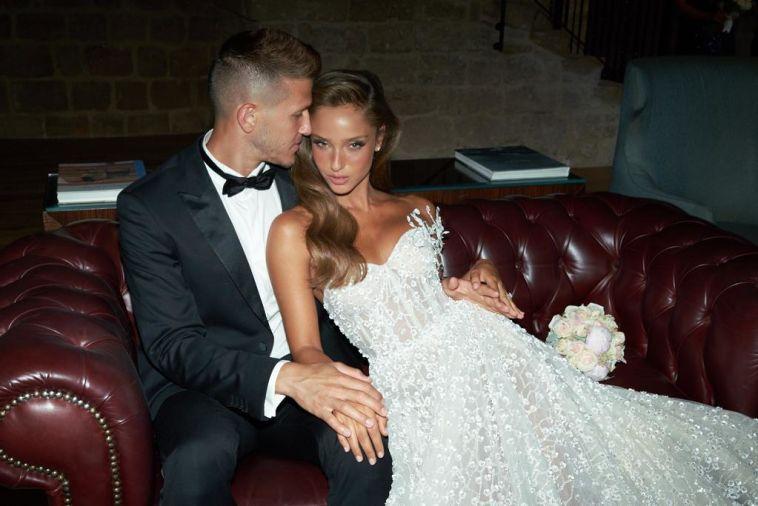 עכשיו זה רשמי: נטע אלחמיסטר ורמי גרשון נשואים