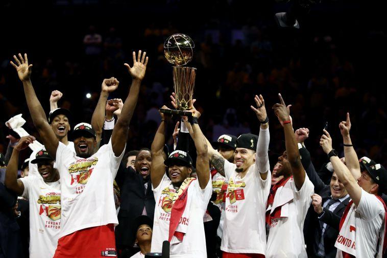 היסטוריה: טורונטו אלופת ה-NBA לאחר ניצחון דרמטי על גולדן סטייט