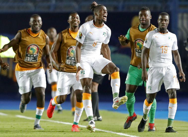 טוניסיה העיפה את גאנה בפנדלים, גם חוף השנהב ברבע הגמר