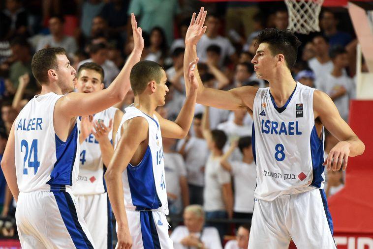 ישראל בחצי גמר אליפות אירופה לאחר 78:94 גדול על ליטא
