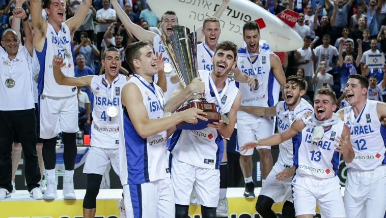 בפעם השנייה ברציפות: ישראל אלופת אירופה עד גיל 20