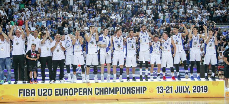 הישג לאיגוד הכדורסל: נבחר לאחד המתקדמים בעולם