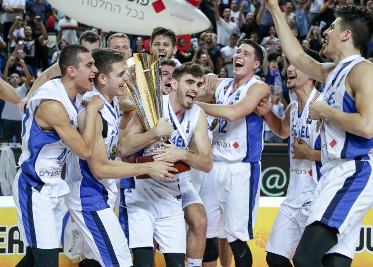 הדור הבא של הכדורסל הישראלי הוכיח שמקומו על הפרקט