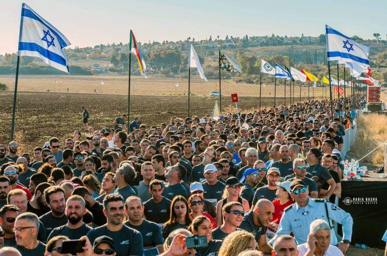 """אלפים מכל הארץ ישתתפו במירוץ """"בשביל הבנים הדרוזים"""""""