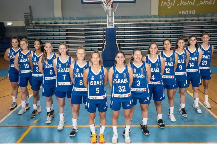 """נבחרת הנשים עד גיל 20 ממריאה לאליפות אירופה """"התחושות טובות"""""""