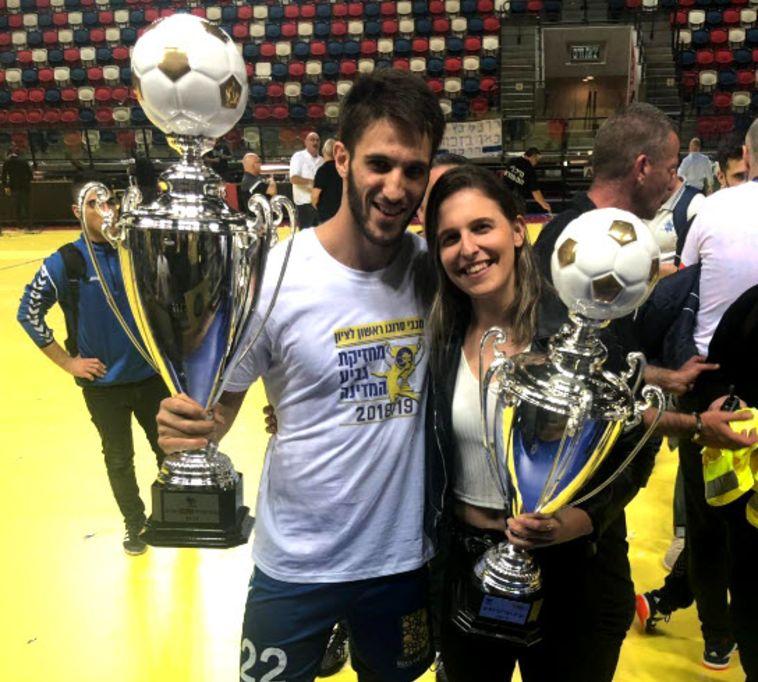 אהבה ישראלית בשבדיה וליגיונרית חדשה בכדוריד הנשים