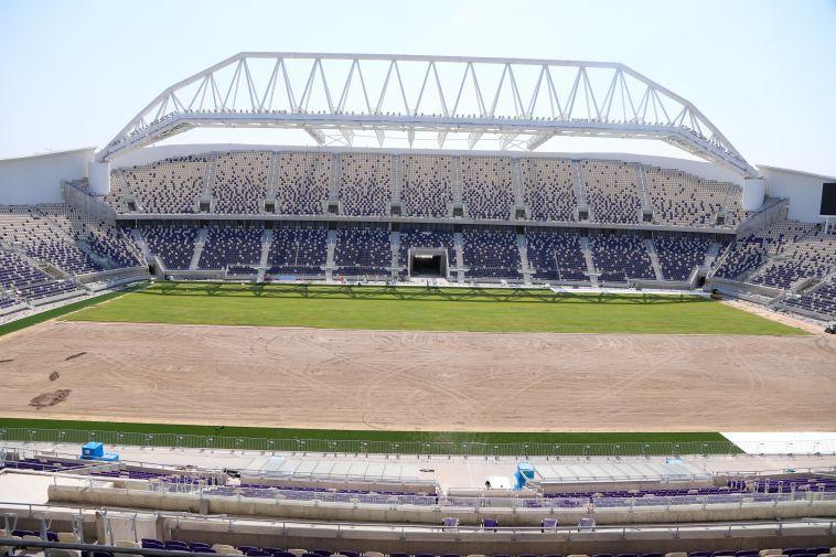 רואים את האור: התמונות מאצטדיון בלומפילד החדש