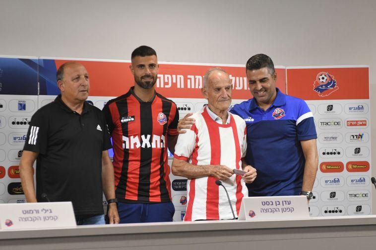 """יואב כץ עקץ: """"כבר שלוש שנים אנחנו מנצחים את מכבי חיפה"""""""