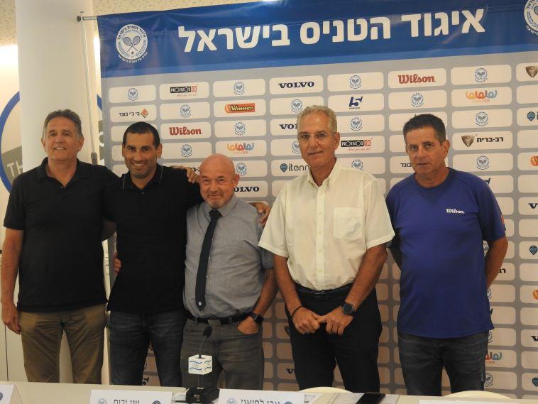 בשורה לטניס הישראלי: נפתחה האקדמיה ברמת השרון