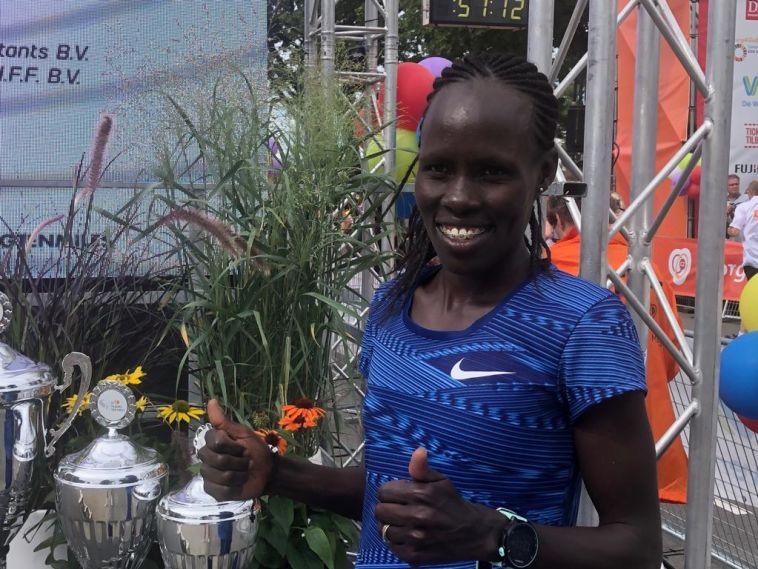 לונה צ'מטאי קבעה את תוצאת השנה בעולם בריצת 10,000