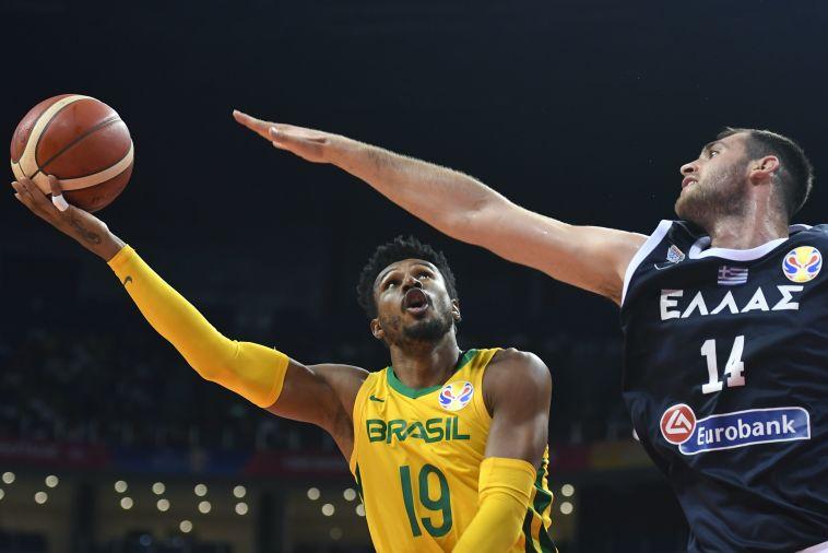 מונדובאסקט: יוון הופתעה מול ברזיל ונוצחה 78:79. ליטא גברה על קנדה