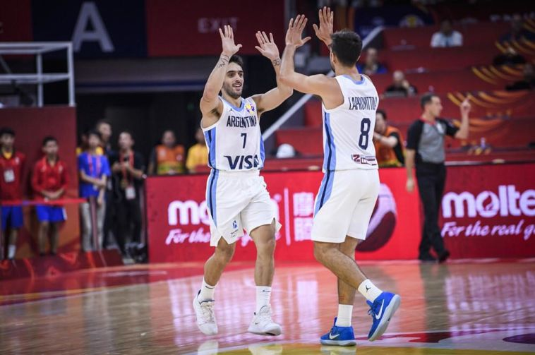 ארגנטינה וספרד עלו לרבע גמר אליפות העולם בכדורסל