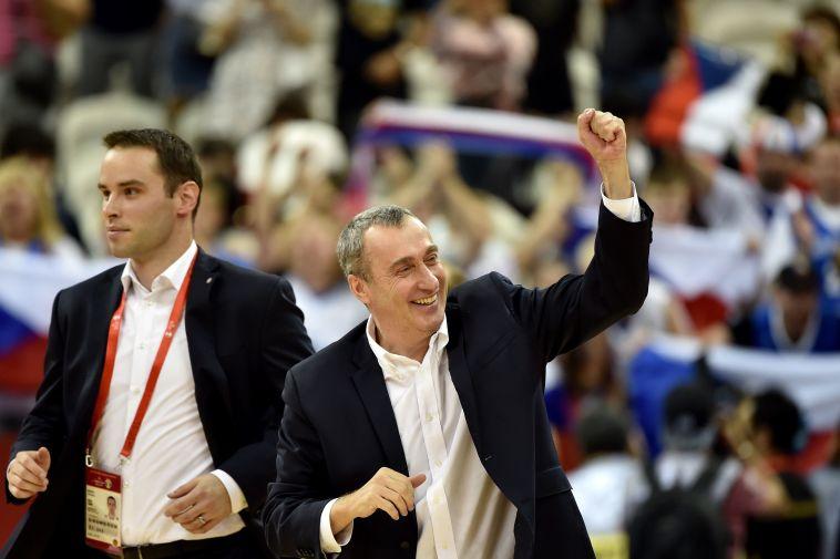 """ננו גינזבורג מתקרב לרבע הגמר: """"רגע מדהים עבור צ'כיה"""""""