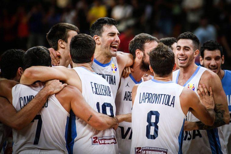 ארגנטינה בחצי גמר אליפות העולם לאחר 87:97 על סרביה