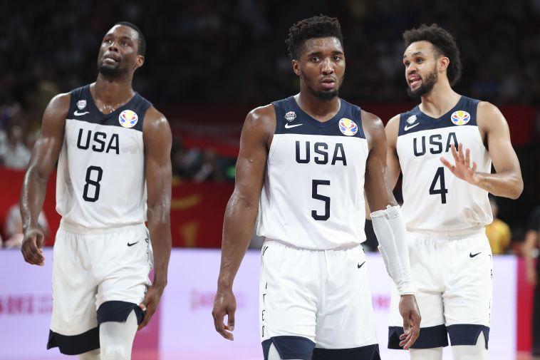 """אחרי 58 ניצחונות רצופים: ארה""""ב הודחה על ידי צרפת ברבע הגמר"""