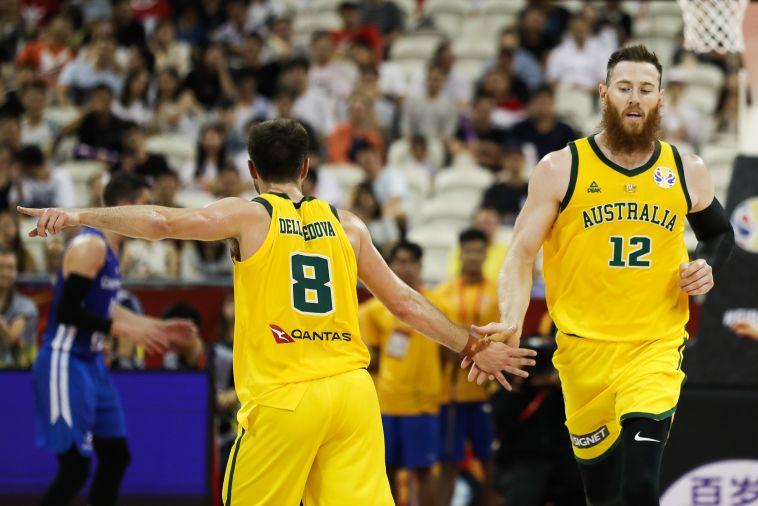 לראשונה: אוסטרליה בחצי הגמר לאחר ניצחון 70:82 על צ'כיה