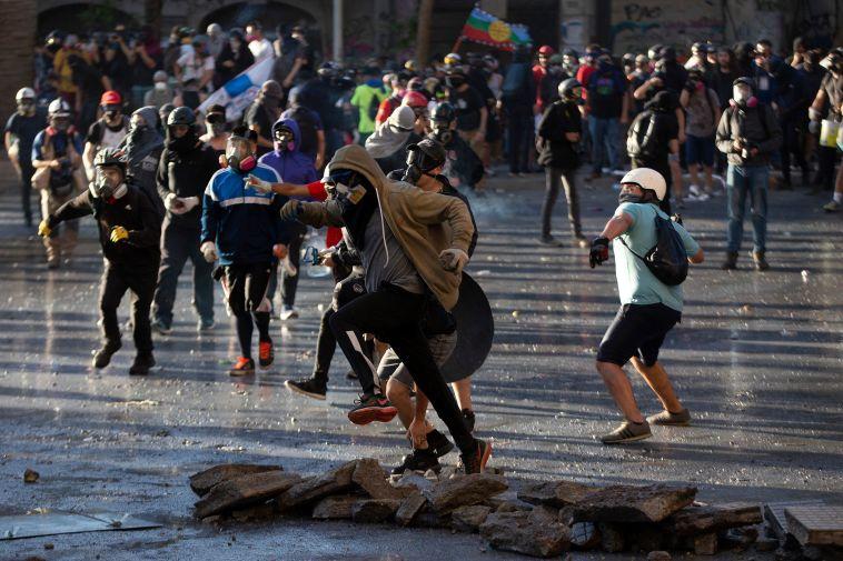 מהומות בצ'ילה