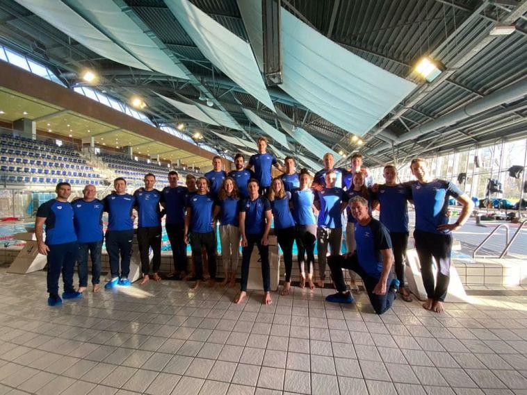 נבחרת ישראל בשחייה