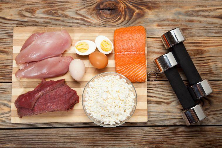 המאכלים שיעזרו לכם לפתח שרירים