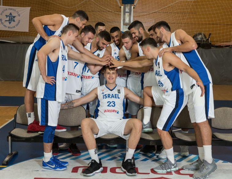שחקני הנבחרת האולימפית (עודד קרני, איגוד הכדורסל)