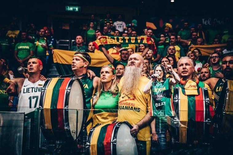 """האוהדים הליטאים. תרבות ספורט (פיב""""א, האתר הרשמי)"""