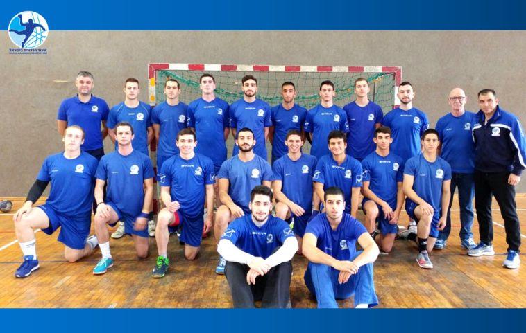 נבחרת העתודה בכדוריד (איגוד הכדוריד)