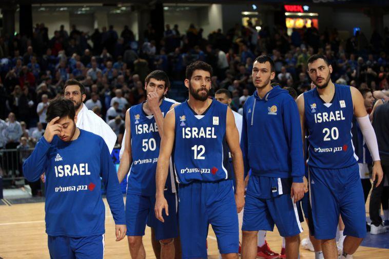 שחקני נבחרת ישראל. מבולבלים (אודי ציטיאט)