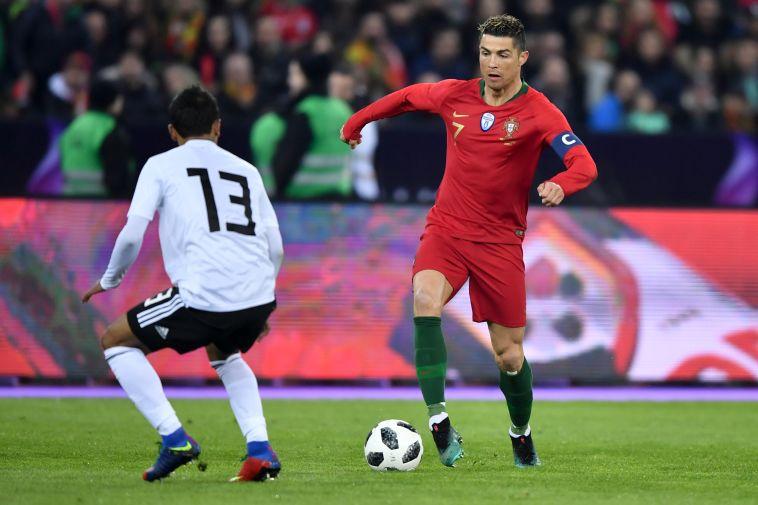 כריסטיאנו רונאלדו. יוביל את הנבחרת כמו ב-2016? (AFP)