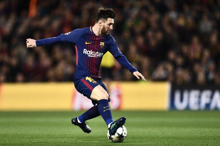 מסי. יקבע עוד שיא בקריירה עמוסת השיאים שלו? (AFP)
