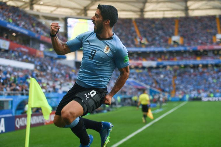 """סוארס. """"אם אנחנו רוצים לזכות, חייבים לנצח בכל המשחקים"""" (AFP)"""