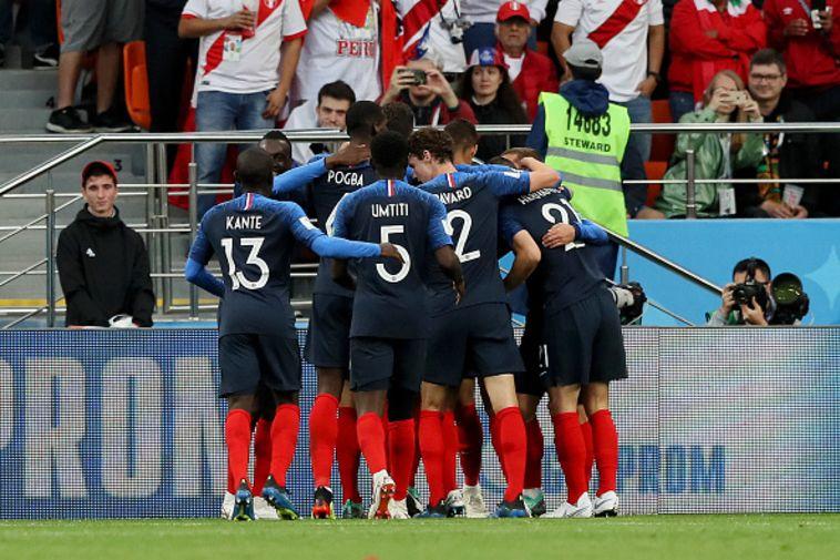 נבחרת צרפת. הרבה חלוצים, מעט שערים (GETTY IMAGES)