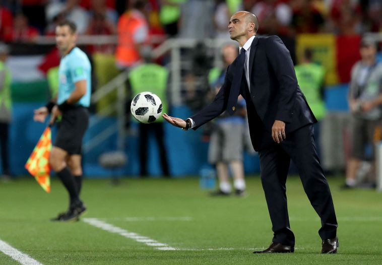 """מרטינס. """"עוד במונדיאל הוא היה השחקן החשוב שלנו"""" (AFP)"""