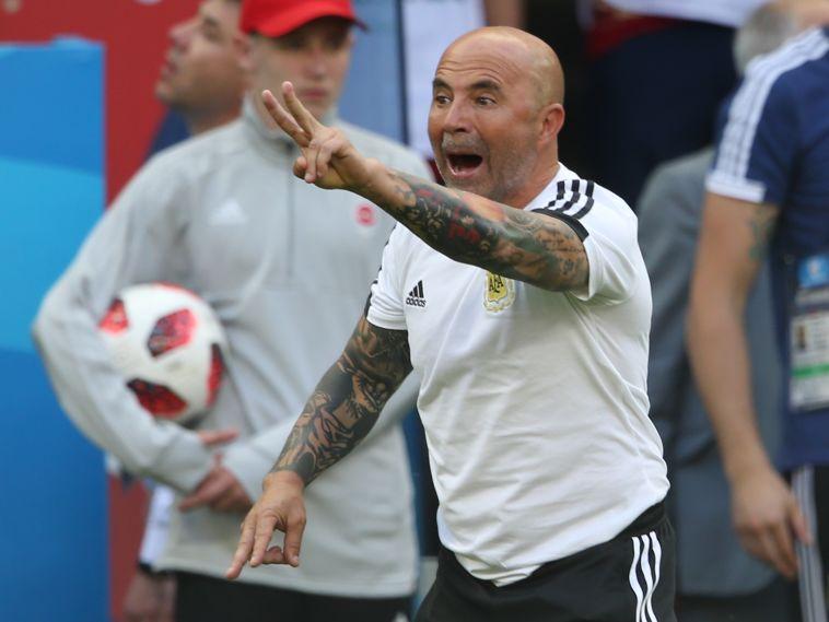 """סמפאולי. """"לא שלט בנבחרת שלו"""" (AFP)"""