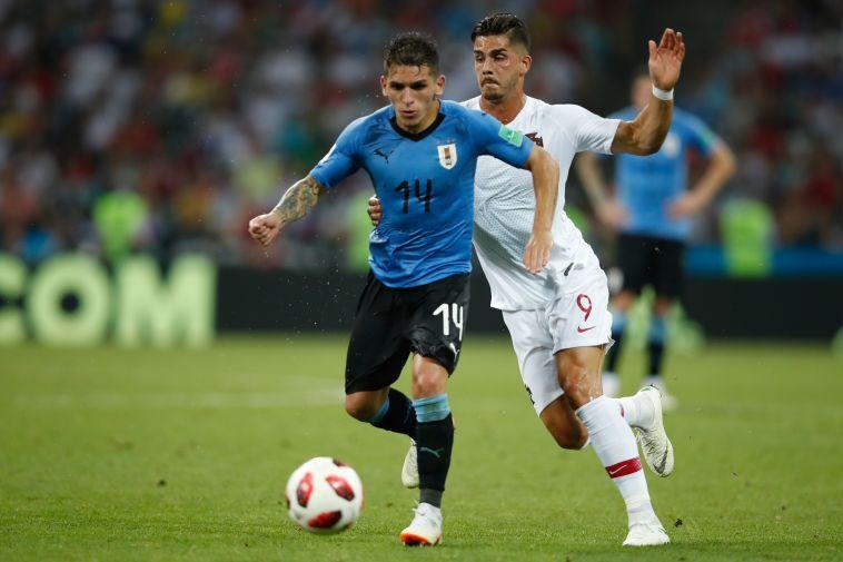 טוריירה נגד אורוגוואי. זאת הרוח (AFP)