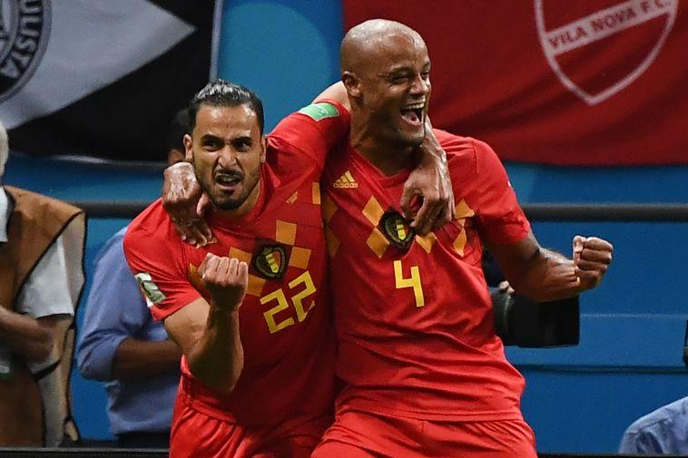 קומפאני וצ'אדלי מאושרים (AFP)