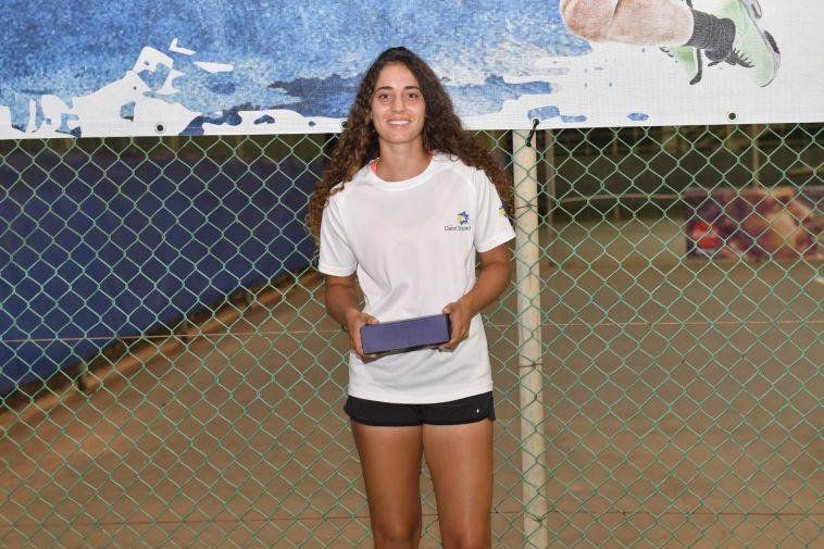מאיה טחן תחפש זכייה ראשונה באליפות ישראל (אלכס גולדנשטיין)