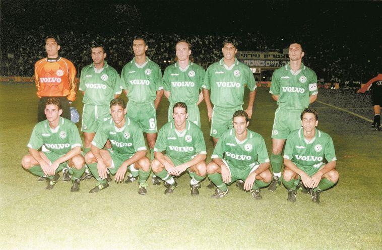 היו ימים שבהם מכבי חיפה עברה את פ.ס.ז' בגביע המחזיקות. (רוני שיצר)