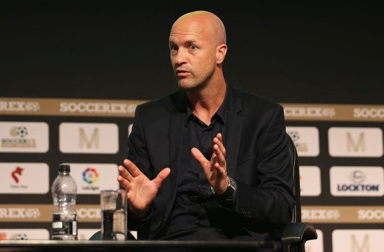 """קרויף. """"יש קשר של שנים בין הכדורגל ההולנדי לבארסה"""" (Gettyimages)"""