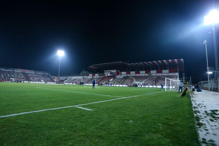 אצטדיון דוחא. בני סכנין תארח בו במסגרת הליגה הלאומית (מאור אלקסלסי)