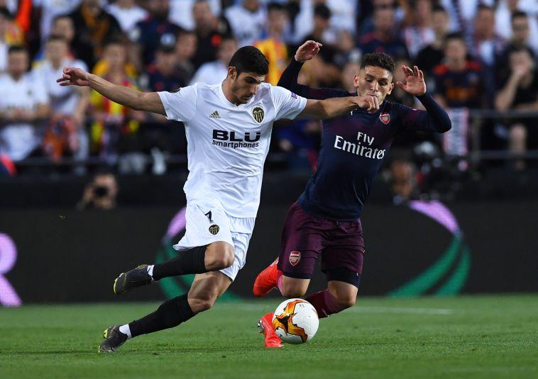 גונסאלו גדש מול לוקאס טוריירה. שתי יריבות ראויות לגמר (AFP)