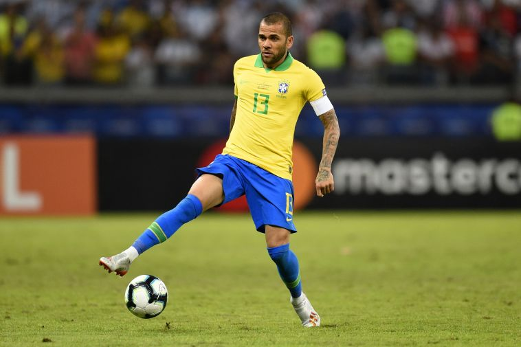 דני אלבס. הצטיין בטורניר בברזיל ועשוי לחזור בקרוב (Pedro Vilela/GettyImages)