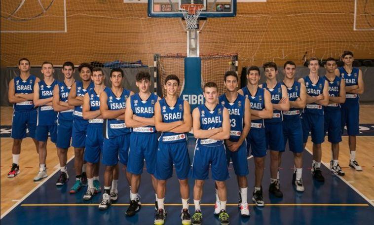 משימה שלישית הקיץ, אחרי ההצלחות של העתודה והנוער. שחקני נבחרת הקדטים (איגוד הכדורסל)