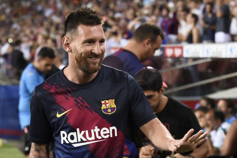 ליאו מסי. יפתיע במעבר ל-MLS? (JOSEP LAGO/AFP/Getty Images