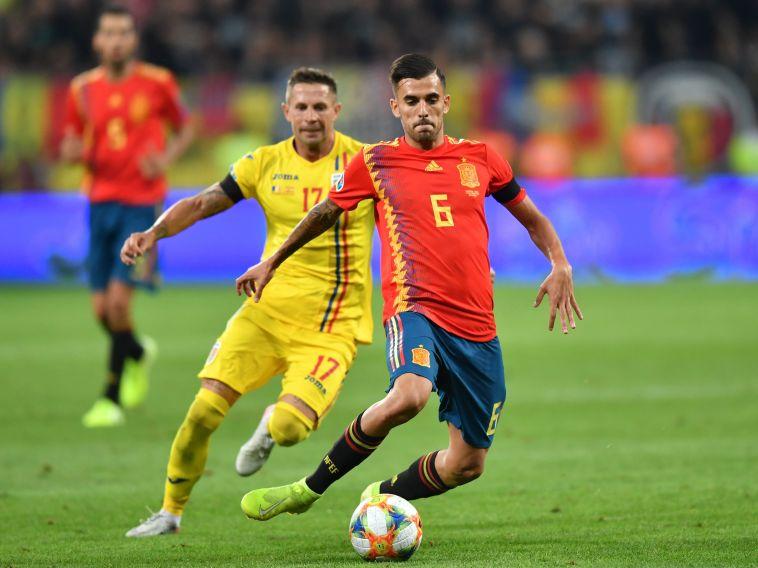 סבאיוס. היה המצטיין בשורות ספרד עד שהוחלף. (DANIEL MIHAILESCU/AFP/Getty Images)