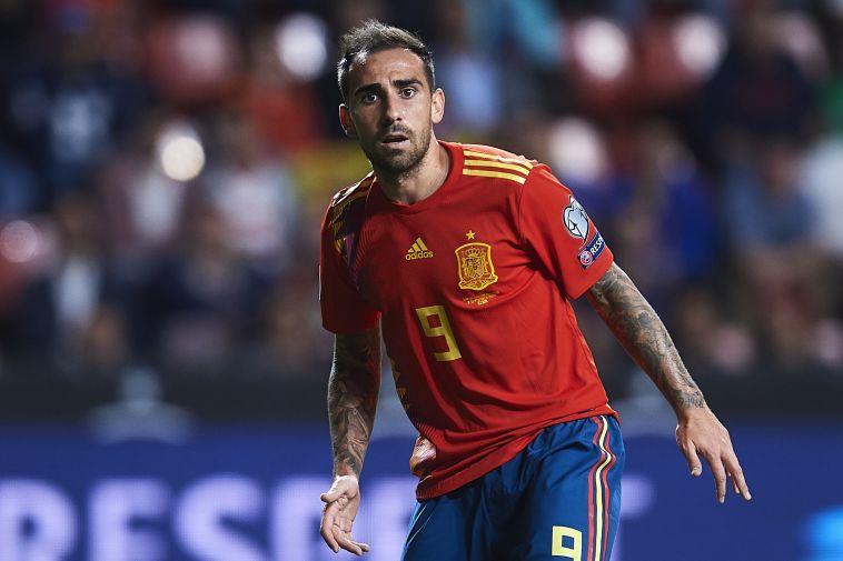 אלקאסר. צמד מאוחר שלו קבע 0:4 בסיום. (Juan Manuel Serrano Arce/Getty Images)