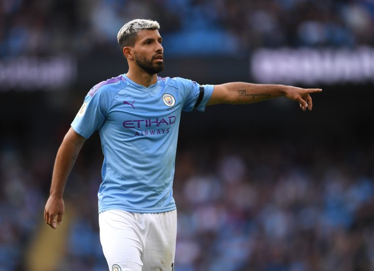 קון אגוארו יקווה לחזור להבקיע (Laurence Griffiths/Getty Images)